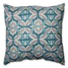 Bohemian Outdoor Pillows New Tipton Frost Throw Pillow