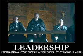 Game Of Thrones Leadership Tyrian Funny