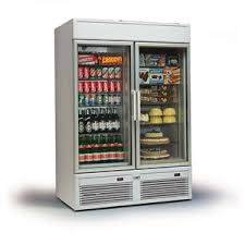 ISA Tornado Upright Refrigerated Displays