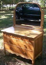 Birdseye Maple Highboy Dresser by Maple Antique Dressers U0026 Vanities 1900 1950 Ebay