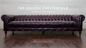 Mor Furniture Sofa Chaise by Chesterfield Sofas Modern Furniture Made In Usa Cococohome