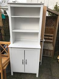 Ikea Brusali Chest Of Drawers by Ikea Brusali High Cabionet With Doors In Whitstable Kent Gumtree