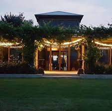 View Of The Barn At Stones Yarra Valley Wedding Venue Oo