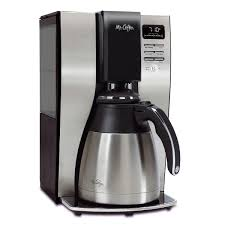 Mr CoffeeR Optimal BrewTM 10 Cup Programmable Coffee Maker With Thermal Carafe