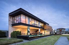 100 Homes In Bangkok A Sprawling Modern Home In Modern House Design