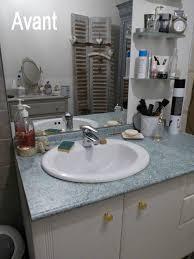 meuble de cuisine dans salle de bain peindre un meuble de salle de bain newsindo co