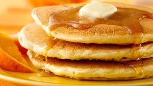 Vegan Bisquick Pumpkin Pancakes by Pancake Breakfast