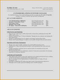 Objective Examples On A Resume Refrence Goals And Objectives Template Inspirational Example