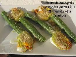 cuisiner fleur de courgette recette de fleurs de courgette farcies à la mozzarella et aux