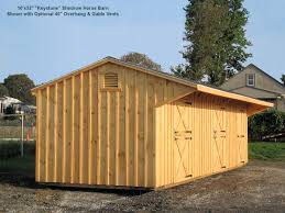 Shed Row Barns Texas by Shedrow Horse Barns From Lancaster Amish Builders