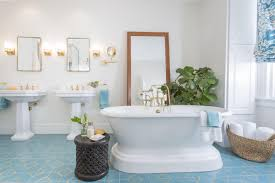 Home Ideas : Colorful Bathroom Ideas 22 Best 18 Best Bathroom Colors ... Attractive Color Ideas For Bathroom Walls With Paint What To Wall Colors Exceptional Modern Your Designs Painted Blue Small Edesign An Almond Gets A Fresh Colour Bathrooms And Trim Match Best 9067 Wonderful Using Olive Green Dulux Youtube Inspiration Benjamin Moore 10 Ways To Add Into Design Freshecom The For