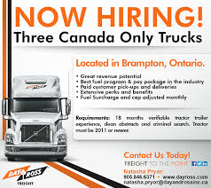 Day & Ross - Now Hiring! Three Canada Only Trucks In Brampton, ON ... Trucks World News Clean Truck Program Usa Seattle Port Readies Closing Out Long Battle To Take Effect In The Hunts Point Competitors Revenue And Employees Nwsas Scraps An Old Truck Youtube Chapter 3 Publicsector Perspectives Guide Deploying Memorandum Port Of Siderlinoa Us Marines With Combat Logistics Regiment2 Clean Vehicles Prior With 10 Years Los Angeles Beach Announces 500 Milest Flickr Of Ccsionaires May 2015 Tdec Archives Tncleanfuels