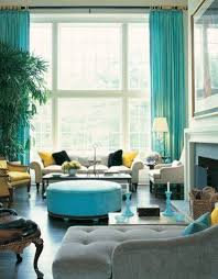 Brown And Teal Living Room Curtains by Curtains For Turquoise Walls Round Glass Table Top Brown Faux