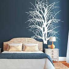 details zu 11061 wandtattoo baum birke wald tree wood bäume zweige äste sticker aufkleber