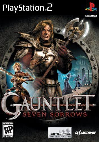 Gauntlet Seven Sorrows - PlayStation 2