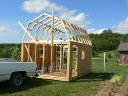 16x20 Gambrel Shed Plans by Barn Shed Plan Pole Shed Plans U2013 Building Your Personal Pole