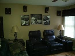 Angled In Ceiling Surround Speakers by Mount Rp 140sas On Wall Or Set On Front Speakers Opinions Please