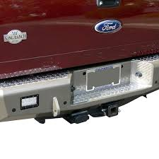 TrailReady 18580 - Full Width Black Rear HD Bumper | EBay Receiver Hitch Step That Helps Eliminate Rear End Collision Damage Iron Cross Chevy Silverado 52018 Heavy Duty Series Full Add Stealth Fighter Rear Bumper Raptorpartscom 72018 F250 F350 Hammerhead Flush Mount 60592 Magnum Bumpers Go Rhino Br20 Autoaccsoriesgaragecom Aftermarket Bumper Toyota Nation Forum Car And F150 Honeybadger W Backup Sensors Off Road Lings Of York Tow Hooks