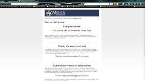 r mensa on Pholder