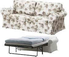ikea ektorp sofabed cover 2 seat sofa bed sleeper slipcover