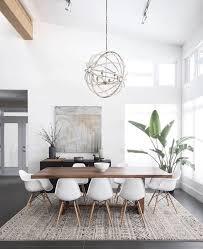 contemporary dining esszimmer inspiration minimalistische
