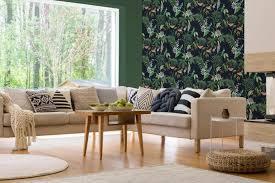 dschungel im wohnzimmer tropische pflanzen und wilde tiere