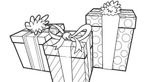 Make Your Grandkids Feel Extra Special With This Beautiful Birthday Presents Coloring Page