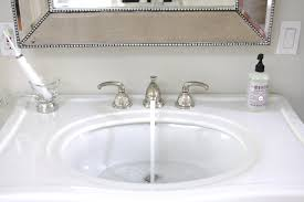 Unclogging Bathtub Drain Without Chemicals by How To Unclog A Sink For Less Than 6 Simply Organized