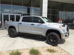 Custom Toyota Trucks, Cars, And SUVs | Larry H. Miller Toyota Murray 2017 Toyota Tacoma Reviews And Rating Motor Trend Truck Centre New Trucks In Collingwood Trd Sport 4d Double Cab Custom Of Aftermarket Parts Truck Accsories Jeep Parts Ford Runner Aftermarket Ozdereinfo Heres What It Cost To Make A Cheap As Reliable Pro 4x4 Doubleclutchca Suv Accsories Caridcom 2015 Gmc Canyon Now Available