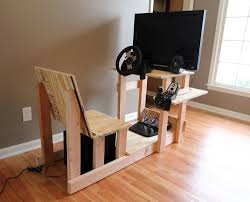 100 Wood Gaming Chair Matts CrazyCheapandEasy Video Game V10