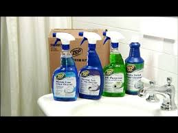 zep commercial bath cleaning kit 4 pack youtube