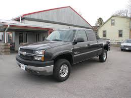Pre-Owned 2004 Chevrolet Silverado 2500 4WD Ext Cab HD LT Standard ... A Rack System And Truck Bed Cover On Chevygmc Silverado Flickr 2007 Chevrolet Pickup Truck Bed Item Ca9012 So Customize Your With A Camo Bedliner From Dualliner Spotted Plastic On 2002 Chevy Colorado Liner For 2004 To 2006 Gmc Sierra And Lock Trifold Hard Tonneau For 42018 58 General Motors 17803370 Lvadosierra Rubber Mat With Gm Logo 2018 Undliner Drop In Remove The Sketchy Way 2 People Youtube Decked Organization By