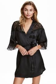 comment faire une robe de chambre vêtements de nuit femme vêtements de nuit femme h m fr