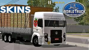 100 World Truck Simulator Skins VW Constellaton Verdureiro Driving
