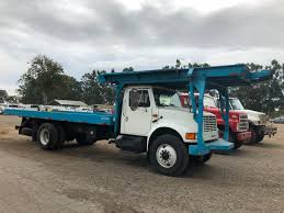INTERNATIONAL Rollback Tow Trucks For Sale