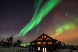 February was a Good month for Northern Lights