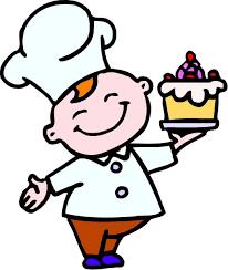 Chef Elements Clip Art Stock Vector Kids Kitchen Clipart Help