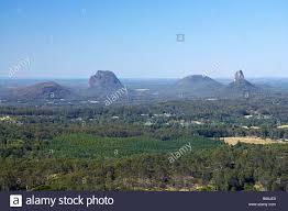 100 Maleny House Glass Mountains Viewed From Sunshine Coast