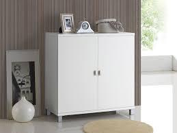 Baxton Studio Shoe Cabinet White amazon com baxton studio marcy modern u0026 contemporary wood
