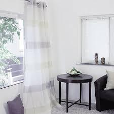 2er vorhang blickdicht thermo kräuselband blau grau weiß