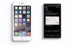 New Microsoft ad says iPhone 6 Plus only makes Siri bigger not