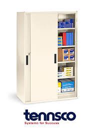 Tennsco Standard Storage Cabinet by Tennsco Storage Cabinet With Tennsco Standard Storage Cabinet 72