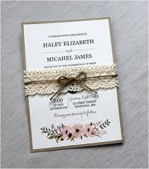 Rustic Wedding Invitation Inspiration For Your Bridalore