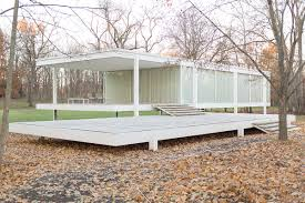 100 Glass Walled Houses Farnsworth House Wikipedia
