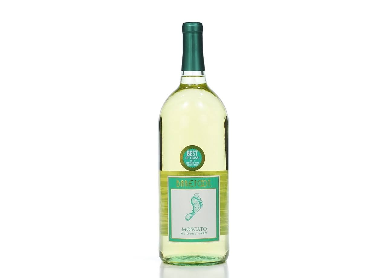 Barefoot Moscato - 1.5 l