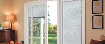 Therma Tru Patio Doors With Blinds by Andersen Gliding Patio Doors Blinds Between The Glass