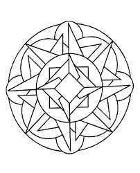 Free Coloring Page Mandalas To Download For 23
