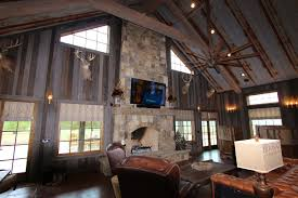 Ranchwood™ Interior Accents And Pioneer Series Timbers | Montana ... Rustic Ranch Style House Living Room Design With High Ceiling Wood Diy Reclaimed Barn Accent Wall Brown Natural Mixed Width How To Fake A Plank Let It Tell A Story In Your Home 15 And Pallet Fireplace Surrounds Renovate Your Interior Home Design With Best Modern Barn Wood 25 Awesome Bedrooms Walls Chicago Community Gallery Talie Jane Interiors What To Know About Using Decorations Interior Door Ideas Photos Architectural Digest Smart Paneling 3d Gray