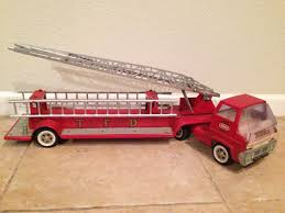1960's Tonka Fire Truck | My Antique Toy Collection | Pinterest ...