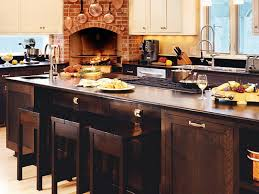 Budget Kitchen Island Ideas by Kitchen Island Ideas On A Budget Brown Faux Leather Bar Stool
